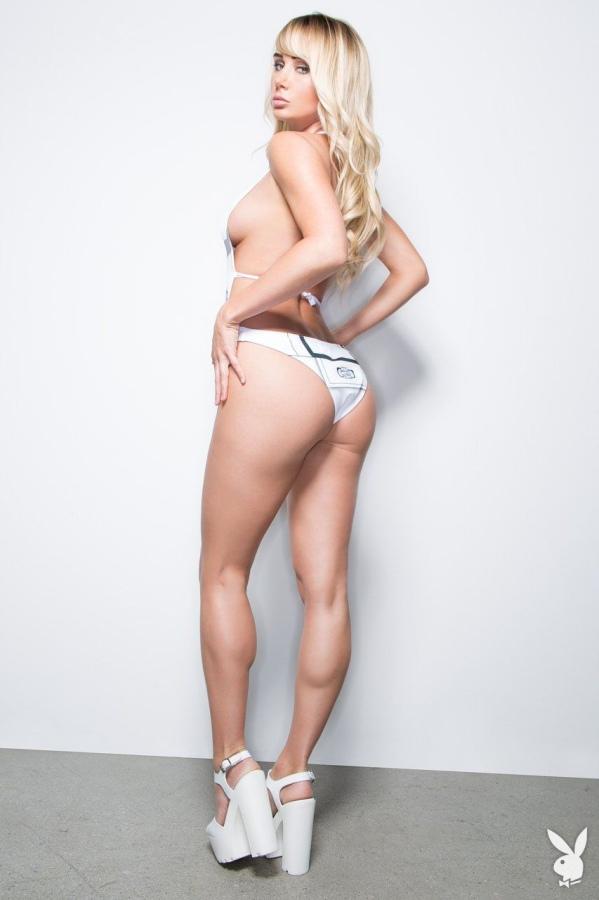 Sara Jean Underwood - Star Wars Playboy 2