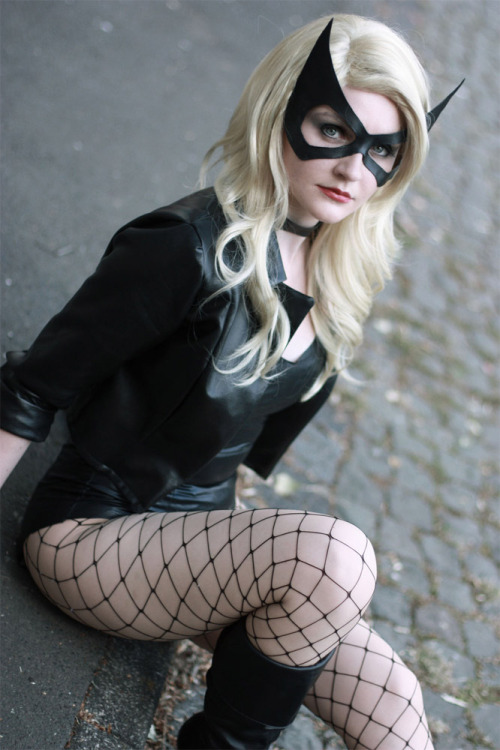 cosplay black canary classic