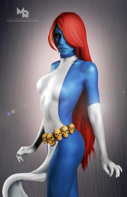 mike roshuk - Heroines Comics en Bodycombing (7)