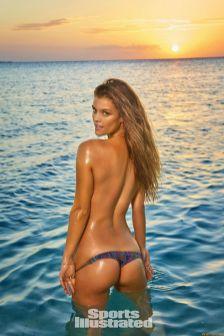 12-3 Nina Agdal Sports Illustrated Swimsuit 2016
