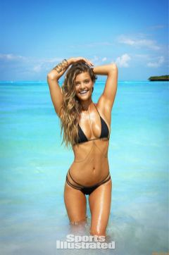 15-3 Nina Agdal Sports Illustrated Swimsuit 2016