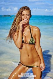 20-2 Nina Agdal Sports Illustrated Swimsuit 2016