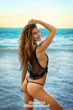 23-2 Nina Agdal Sports Illustrated Swimsuit 2016