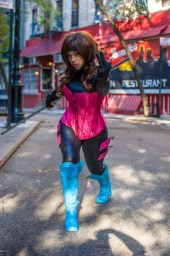 Gambit Cosplay by Lua Suicide