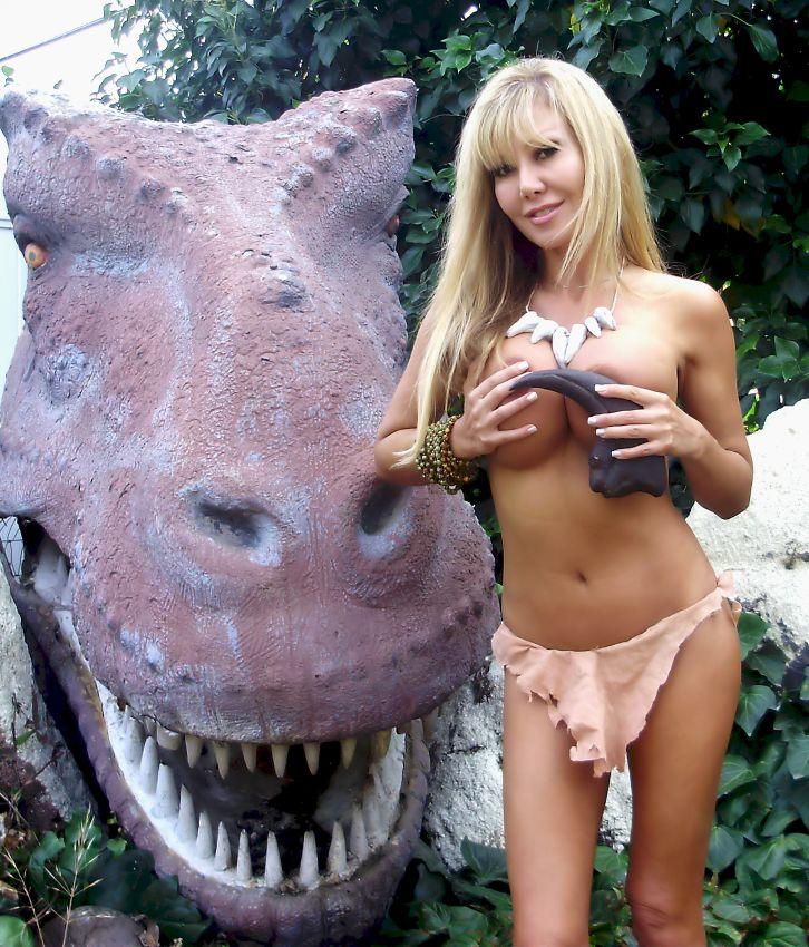 С детства люблю динозавриков