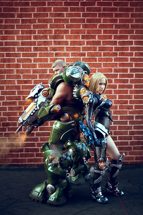 Cosplay - Firefall2
