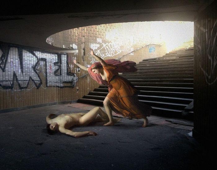 Божества на улицах города (25 фото)
