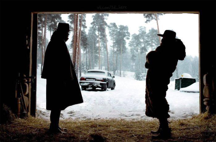 Герои фильмов в Российских реалиях (25 фото)