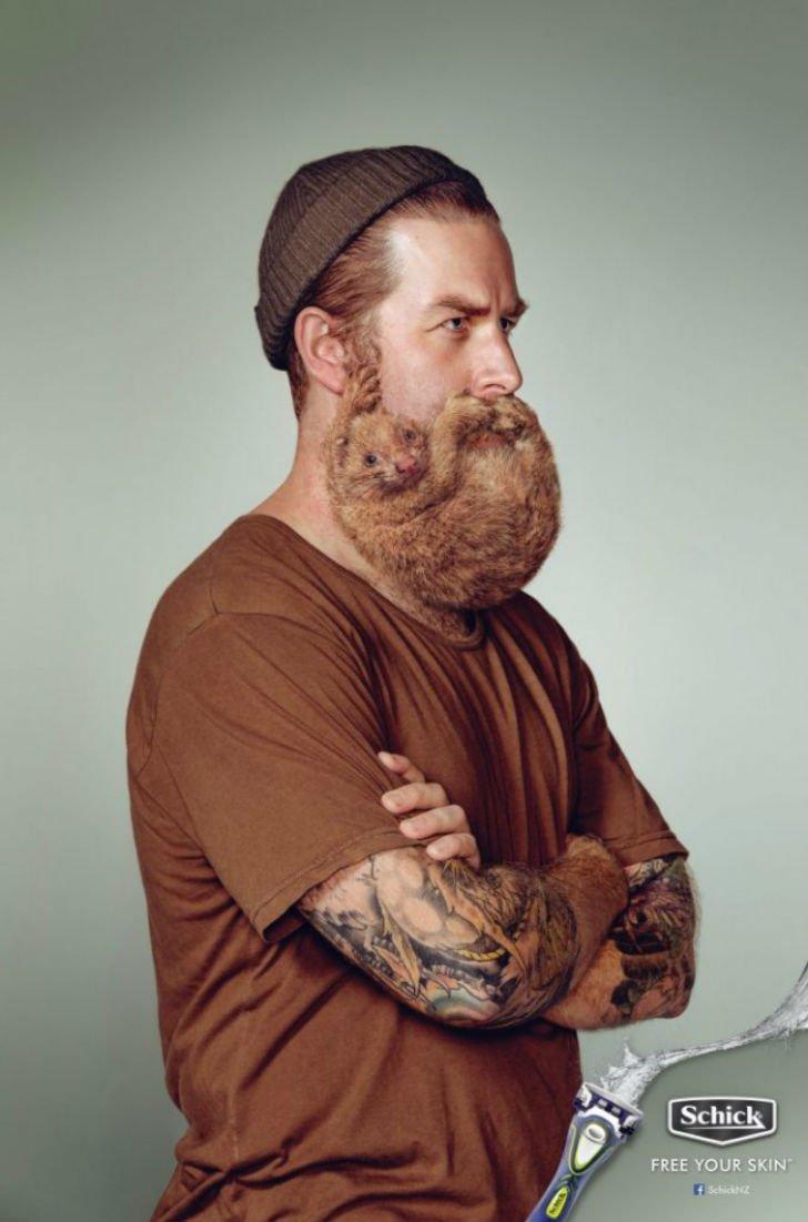 15 примеров гениальной рекламы, на которые стоит взглянуть дважды