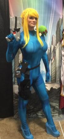 Cosplay Samus Metroid (4)