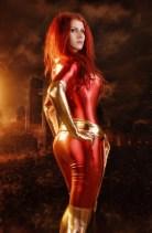 Cosplay : X-Men - Dark Phoenix
