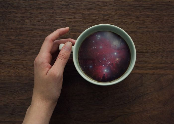 Voyages autour d'une tasse a café