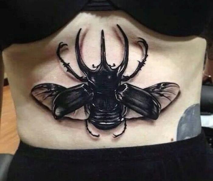 Волнующие татуировки