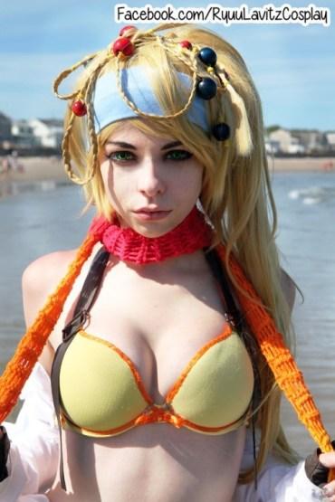 Rikku (Final Fantasy)9
