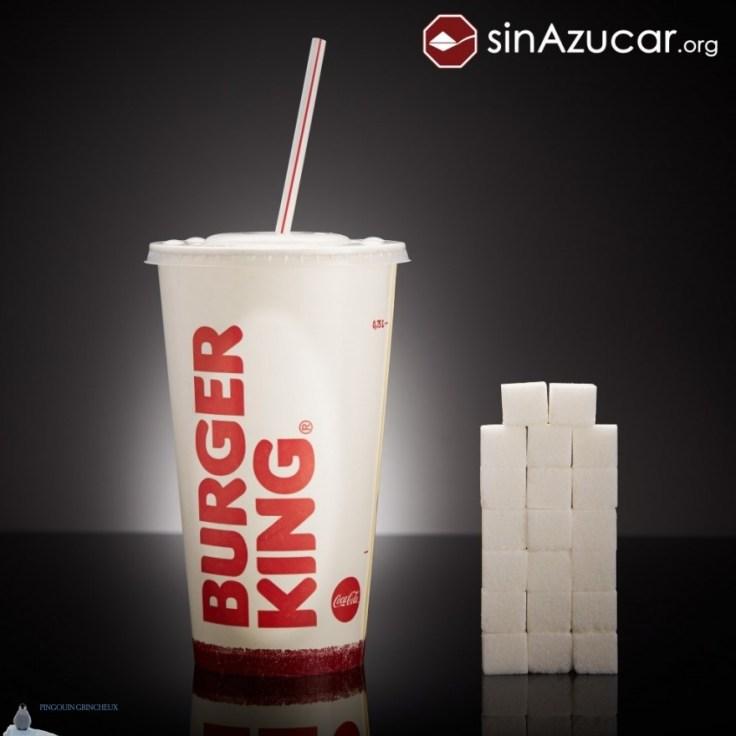 Сколько сахара содержится в продуктах?