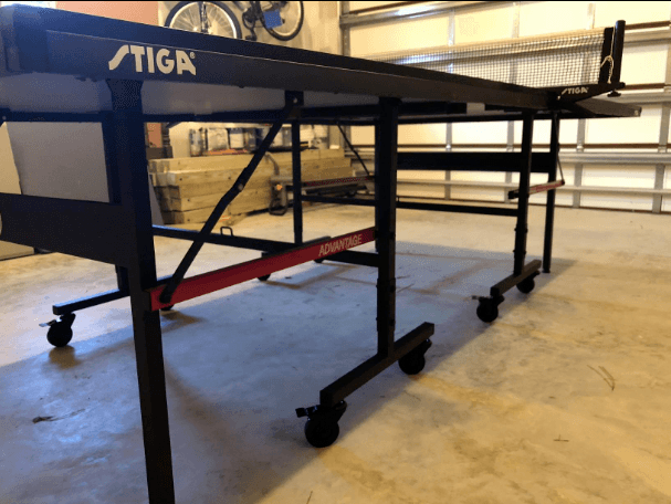 Stiga Advantage Table Undercarriage