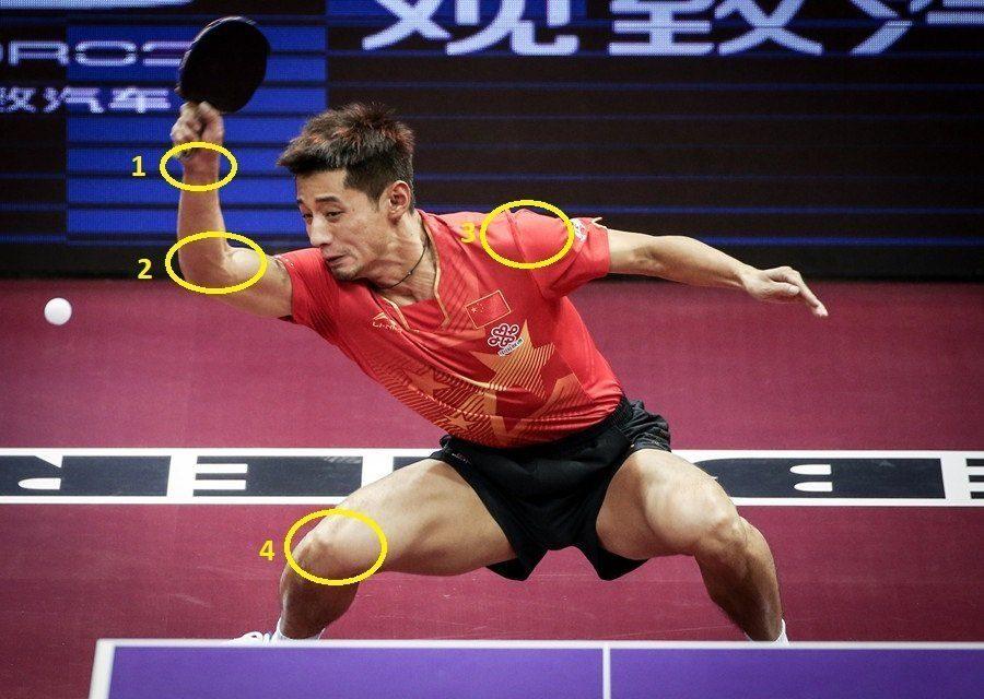 table tennis injuries