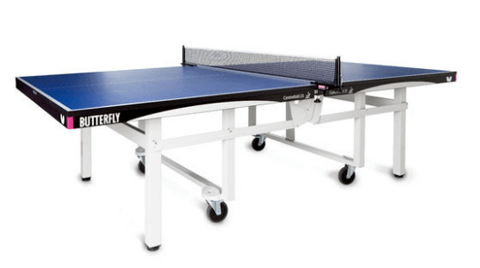 Butterfly Centerfold 25 Table Tennis Table