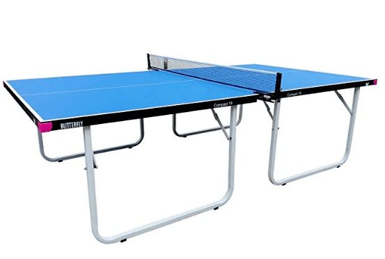 Butterfly Compact Table Tennis Table 19mm