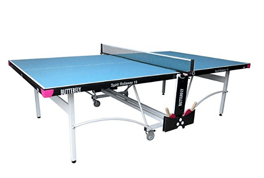 Butterfly Spirit 19mm Table Tennis Table