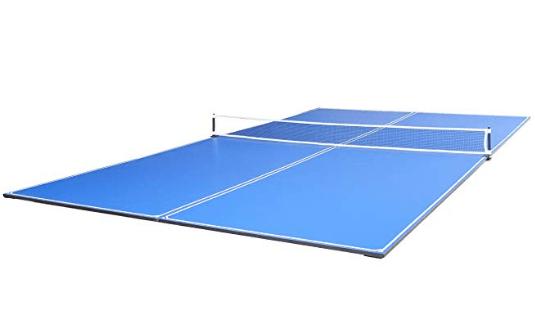 JOOLA 4-Piece Tetra Table Tennis Conversion Top Review