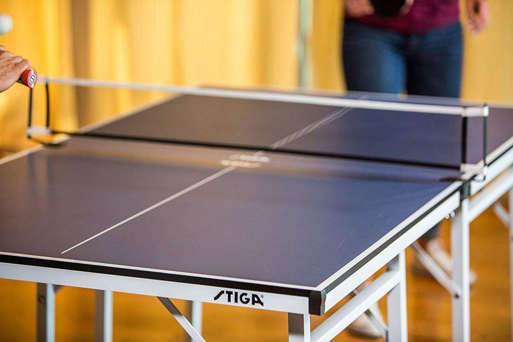 STIGA Space Saver Compact Table Tennis Table Review