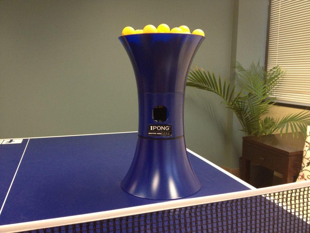 ipong v300 ping pong robot