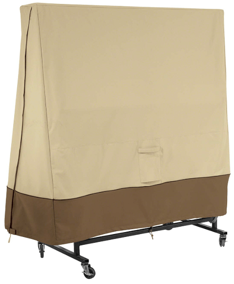 Classic Accessories Veranda Outdoor Ping Pong Table Cover Review
