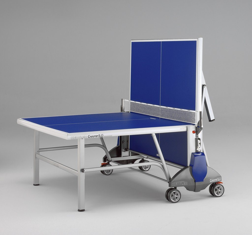 Kettler Champ 5 Outdoor Ping Pong Table