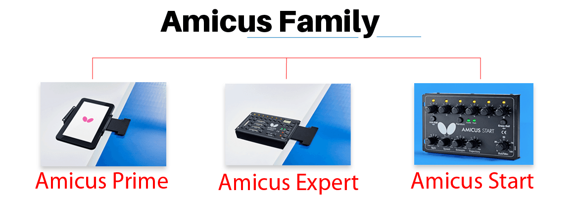 Amicus Line-up