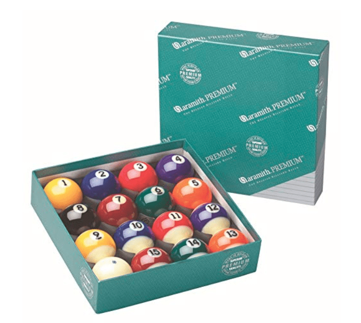 Aramith Pure Phenolic Belgian Made Billiard Ball Set Review