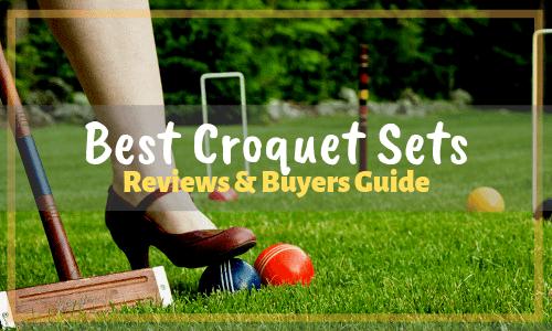 Best Croquet Set reviews