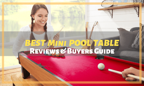 Best Mini Pool Table Reviews