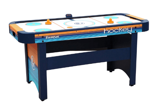 Harvil 5 Foot Air Hockey Table for Kids and Adults with Dual Electric Blowers Review
