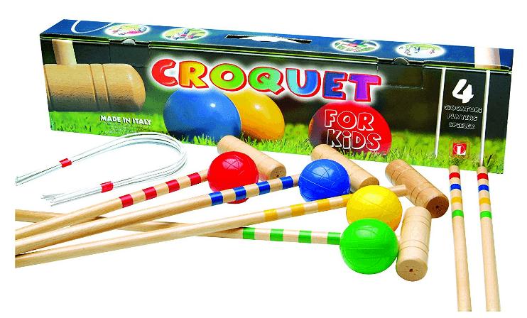 Kettler Children's Croquet Set Review
