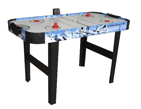 """Sportcraft 48"""" Air Hockey Table With Electronic Scorer Review"""