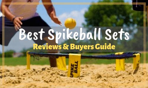 Best Spikeball Set Reviews