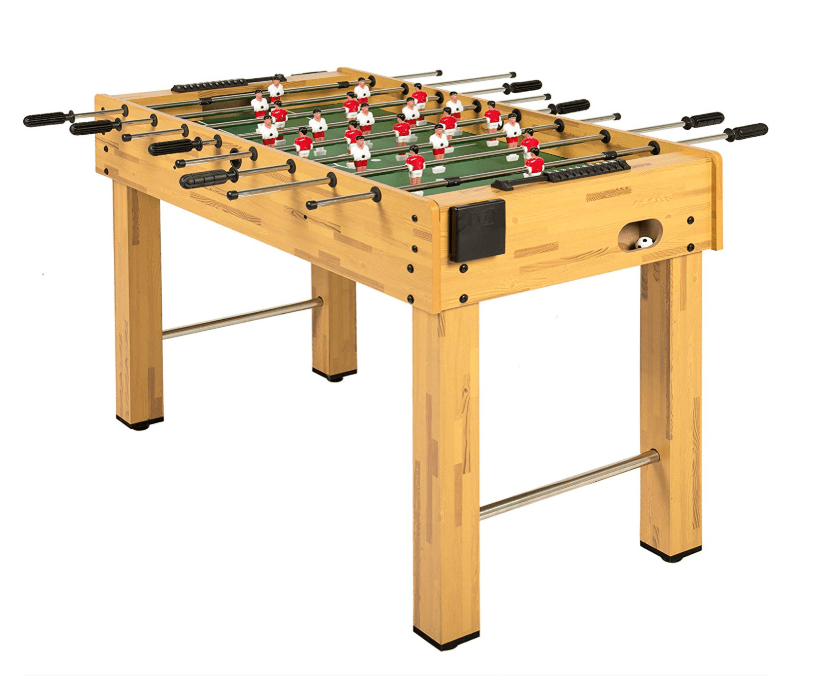 Best Choice Products 48in Competition Sized Wooden Soccer Foosball Table Review