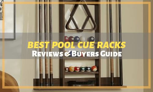 Best Pool Cue Racks Reviewed
