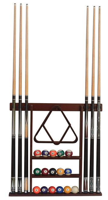 Flintar Wall 8 Cue Rack