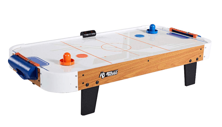 Rally and Roar Tabletop Air Hockey Table Review