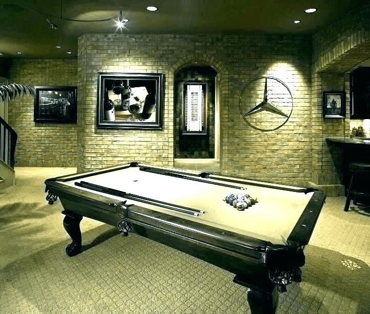 16 Awesome Billiard Pool Room Decor Ideas You Must See