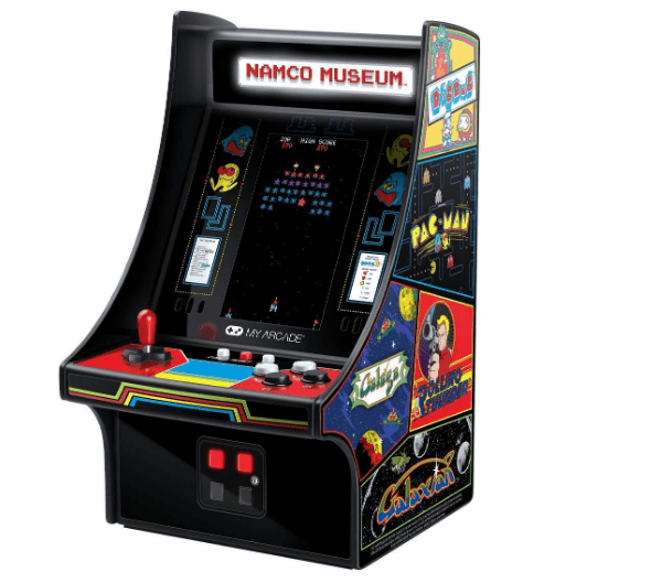 My Arcade Mini Player 10 Inch Arcade Machine