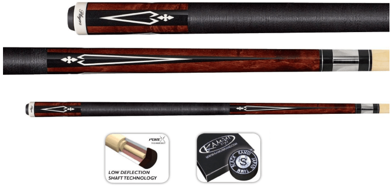 Players Pure X Technology HXT15 Pool Cue