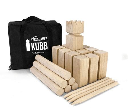 Yard Games Kubb Premium Set