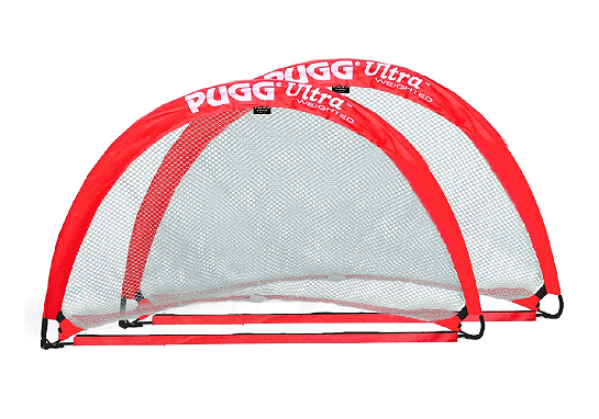 PUGG - Ultra Q5 Weighted Pop Up Soccer Goal Review