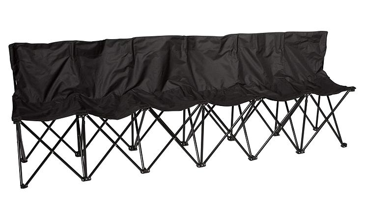 Trademark Innovations Portable Sports Bench