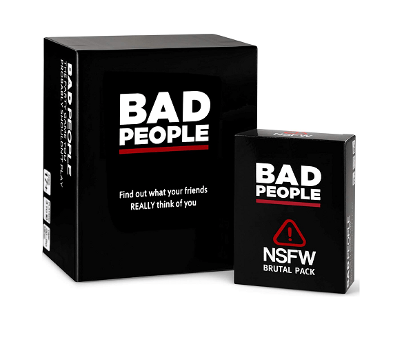 BAD PEOPLE The Savage Party Game