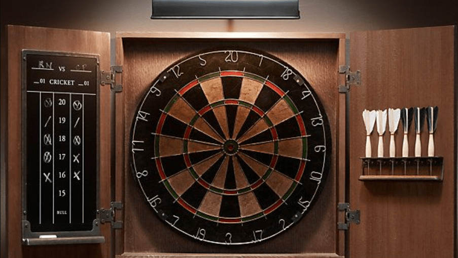 Best Dartboard Cabinets & Sets