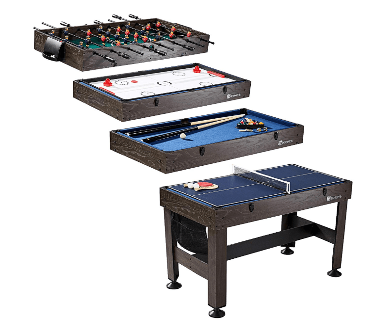 MD Sports Multi Game Combination Table Set